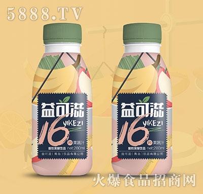 益可滋含16种果蔬汁发酵酸奶