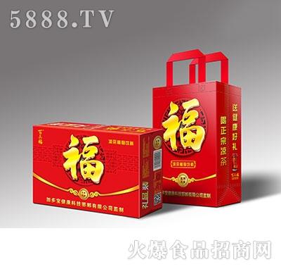 百乐福凉茶植物饮料礼盒