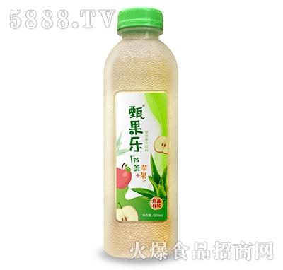 甄果乐芦荟苹果复合果汁500ml