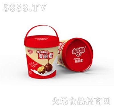金丝猴128g桶装麦丽素(原味)