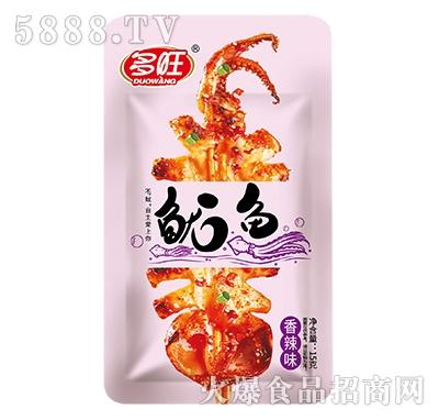 多旺鱿鱼香辣味15g
