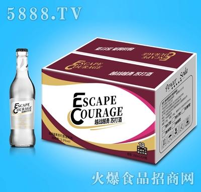越战越勇苏打酒纯情型300mlX24
