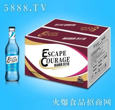 越战越勇苏打酒梦幻型300mlX24
