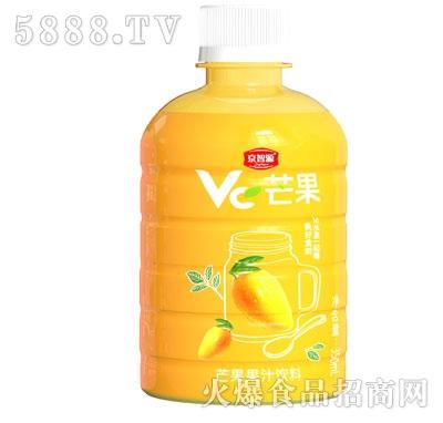 京智源芒果果汁饮料350ml