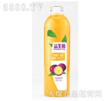 京智源益生菌百香果果味饮料500ml