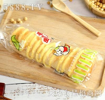 食舌酥毛毛虫面包