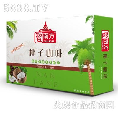智南方椰奶咖啡植物蛋白饮料(箱装)