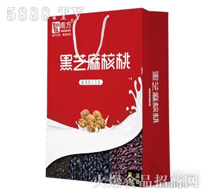 智南方黑芝麻核桃植物蛋白饮品(袋)