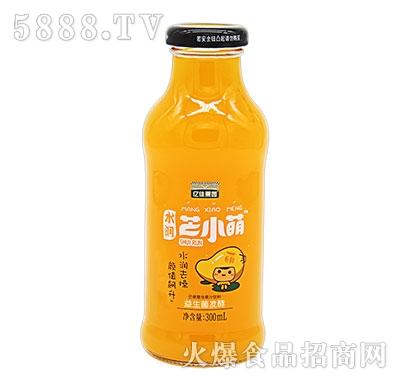 亿佳果园益生菌发酵芒果汁300ml