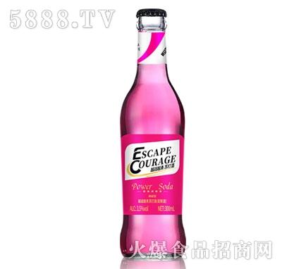 越战越勇苏打酒诱惑型300ml