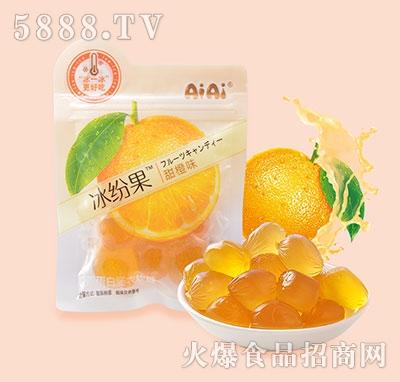 AiAi冰纷果甜橙味软糖