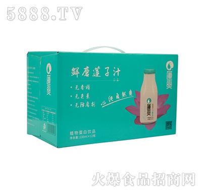 莲爽莲子汁230mlx12瓶