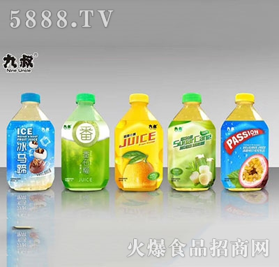 九叔果味饮料