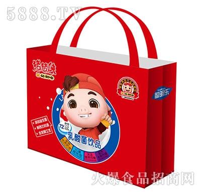 猪猪侠乳酸菌饮品礼盒