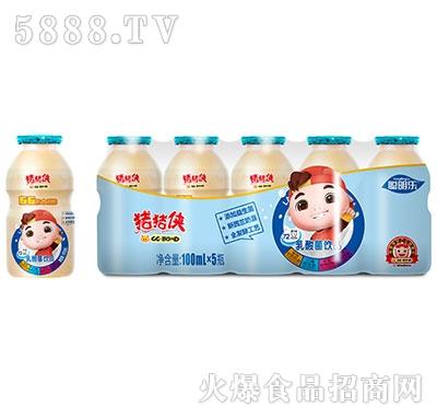 猪猪侠乳酸菌饮品100mlx5瓶