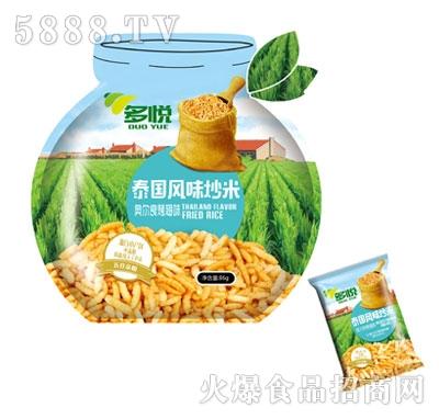 多悦泰国风味炒米奥尔良烤翅味86g产品图