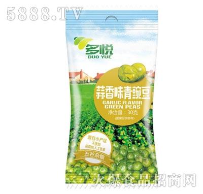 多悦蒜香味青豌豆30g产品图