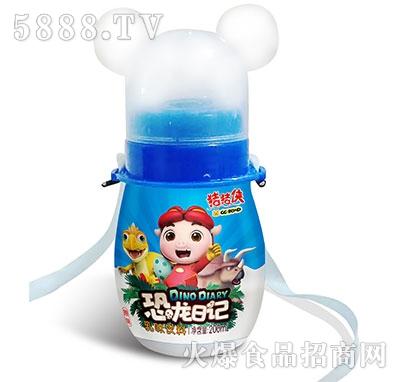 猪猪侠恐龙日记乳味饮料200ml