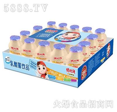 猪猪侠乳酸菌饮品100mlx20
