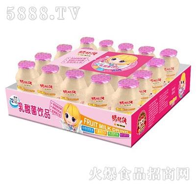 猪猪侠乳酸菌饮品草莓味100mlx20