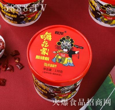 糕龙嗨吃家酸辣粉130g