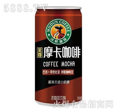 沃顿摩卡咖啡饮品228ml