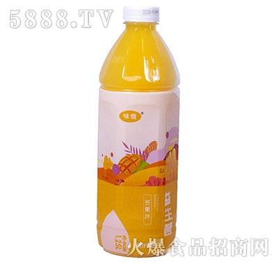 味傲益生菌芒果汁果汁饮料1.25L
