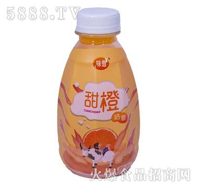 味傲甜橙奶昔风味饮品380ml