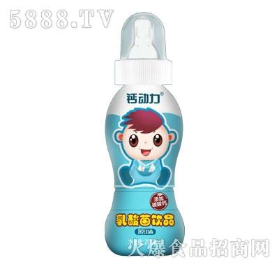 钙动力乳酸菌饮品原味200ml