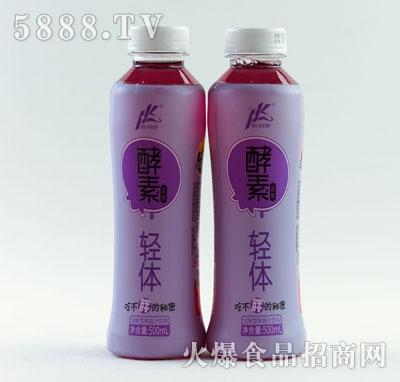 轻体发酵型果蔬汁饮料蓝莓味