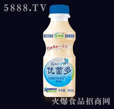 合益����菌多乳酸菌�L味�品原味340ml