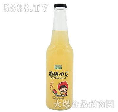 亿佳果园桃汁330ml