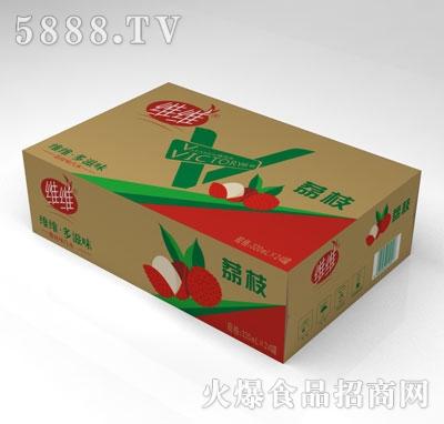 维维荔枝味汽水(箱装)