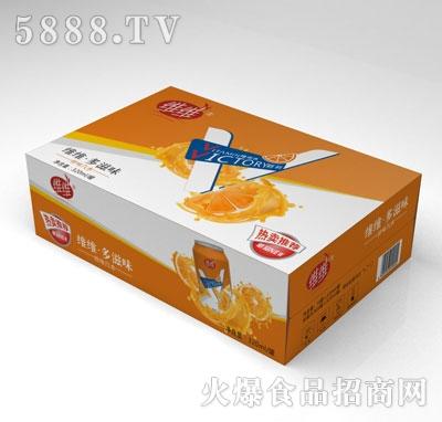 维维橙味汽水(箱)