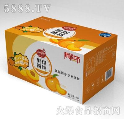 维维果粒黄桃果汁饮料(箱装)