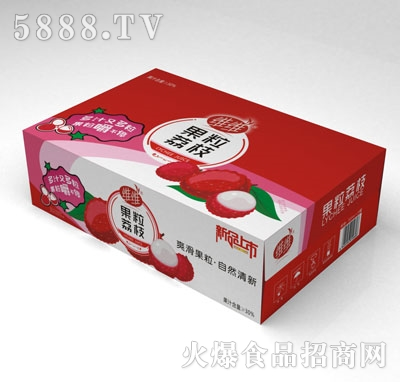 维维果粒荔枝果汁饮料(箱)