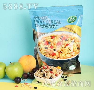 帮太混合水果谷物麦片