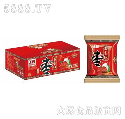 JB红枣酥性饼干4.75kg