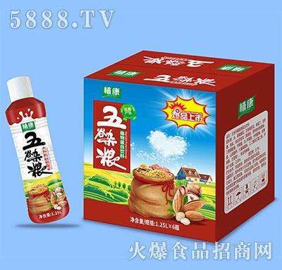 植康五谷杂粮蛋白饮料1.25Lx6