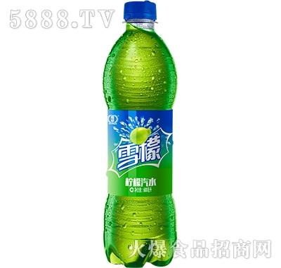 旺仔雪檬柠檬汽水600ml