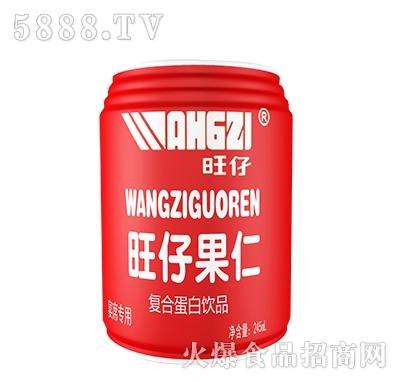 旺仔果仁复合蛋白饮品245ml