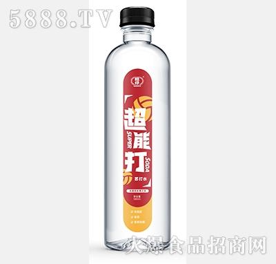 旺仔超能打苏打水饮品500ml