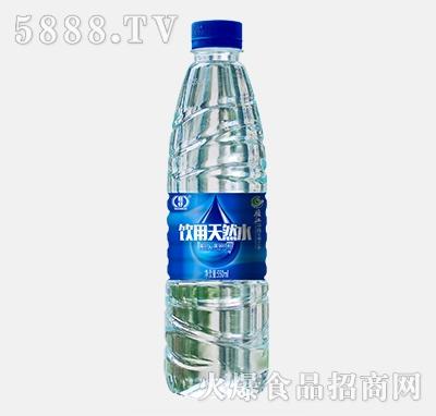 旺仔饮用天然水550ml
