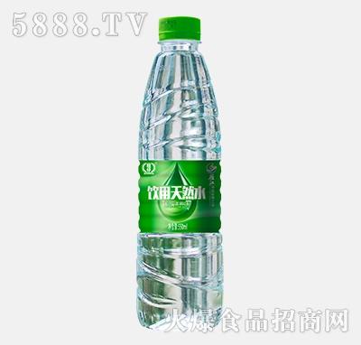 旺仔雁江饮用天然水550ml