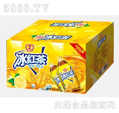 旺仔冰红茶1L×12瓶