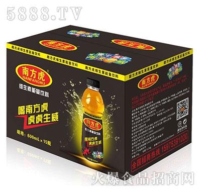 南方虎维生素能量饮品600ml×15瓶