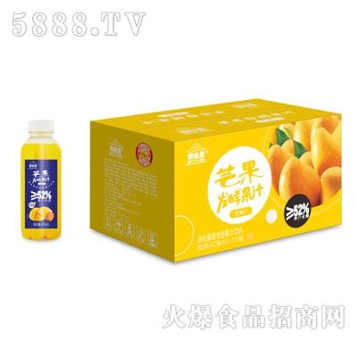 维他星芒果发酵果汁428mlX15