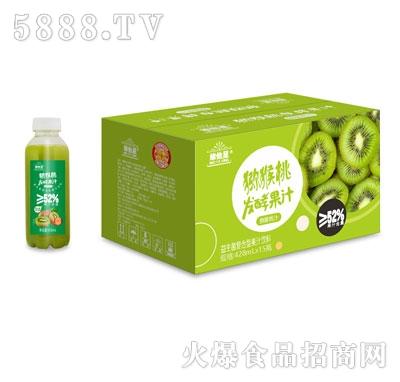 维他星猕猴桃发酵果汁428mlX15