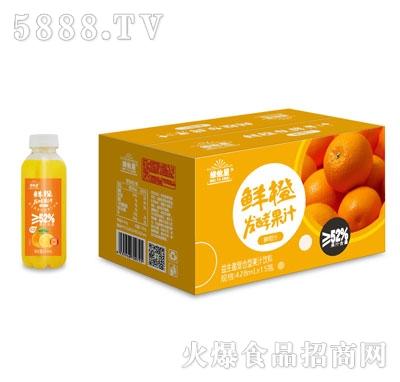 维他星鲜橙发酵果汁428mlX15