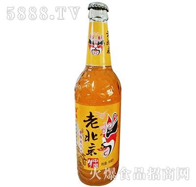 雪澜老北京碳酸饮料590ml